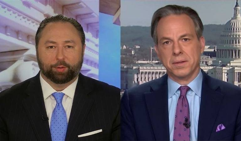 "Trump Campaign Advisor Jason Miller Calls Jake Tapper A ""Fake News P*ssy"" After CNN Host Tells Him To ""Pay Your Child Support"""