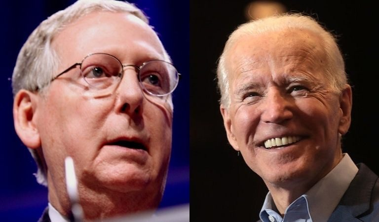 Biden Reportedly Has A Plan To Get Around Mitch McConnell's Petty Partisan Games And It Is Truly Brilliant