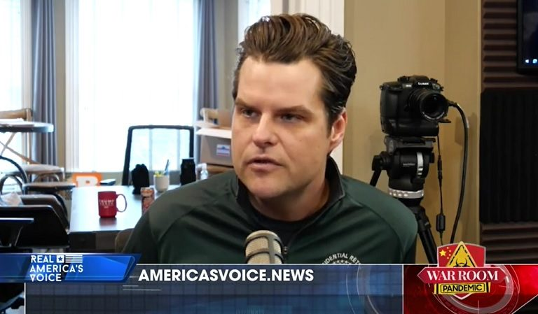 Multiple Women Have Reportedly Told The FBI That Matt Gaetz Paid Them For Sex