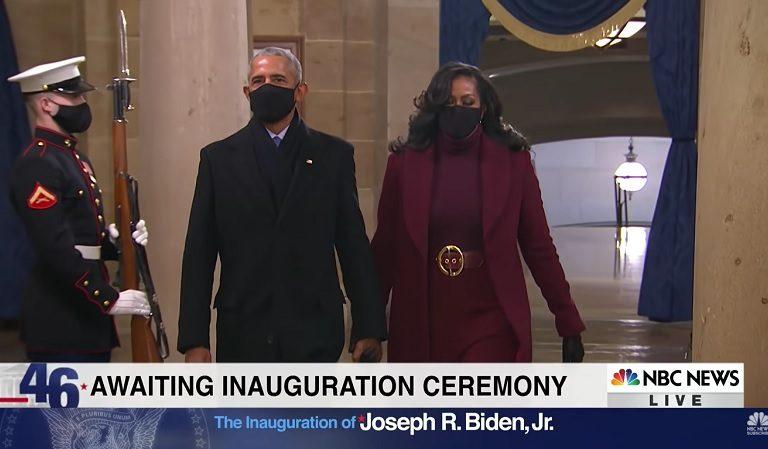 National Youth Poet Laureate Amanda Gorman Said She Heard The Obamas Having A Spirited Chat During Biden Inauguration