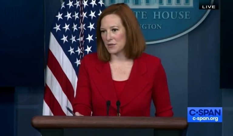 Jen Psaki Smacked Down A Ridiculous Question From Reporter With Brilliant Two-Word Response