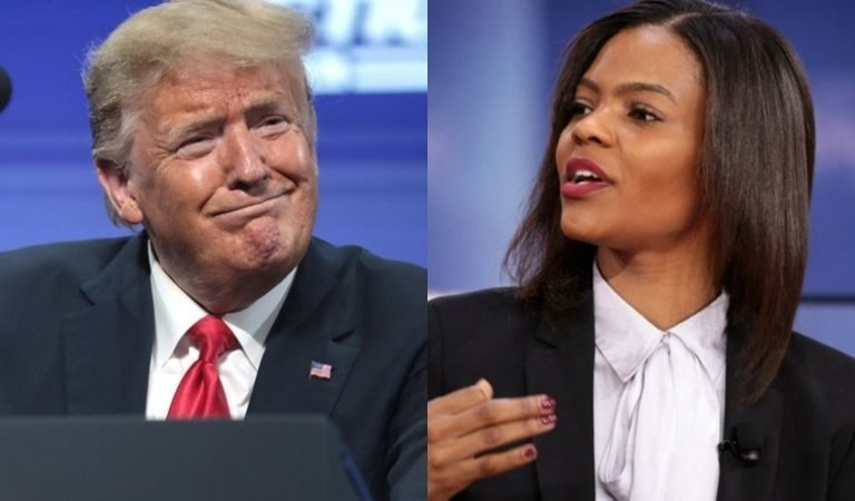 """Trump Reportedly May Be Eyeing A Replacement For Mike Pence, Said That It Would Be """"Fantastic"""" To Have Candace Owens As His Running Mate"""
