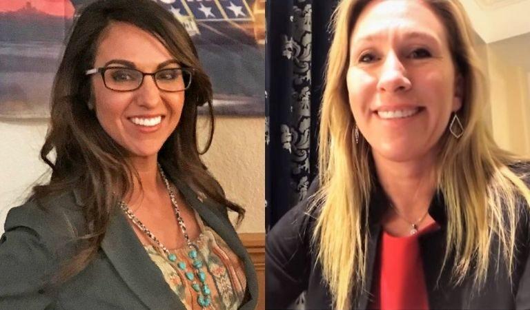 "Lauren Boebert And Marjorie Taylor Greene Slammed By Their Own GOP Collegue As ""Garbage Politicians"""
