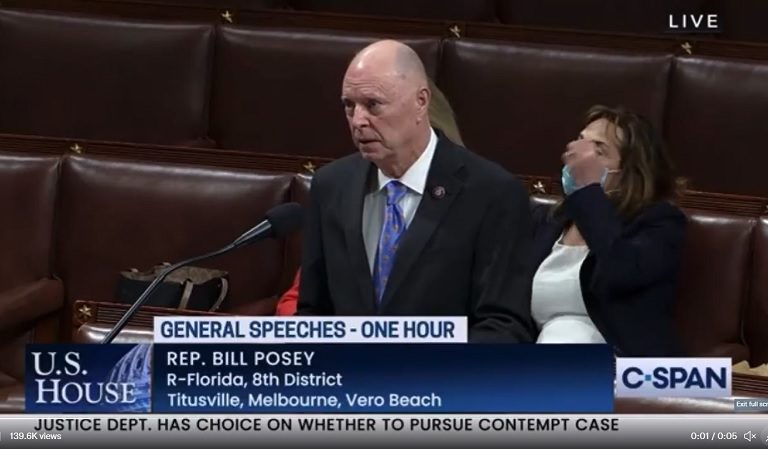 """GOP Senator Shouted Conservative Code Words For """"F*ck Joe Biden"""" On The House Floor And Americans Can't Hide Their Disgust"""