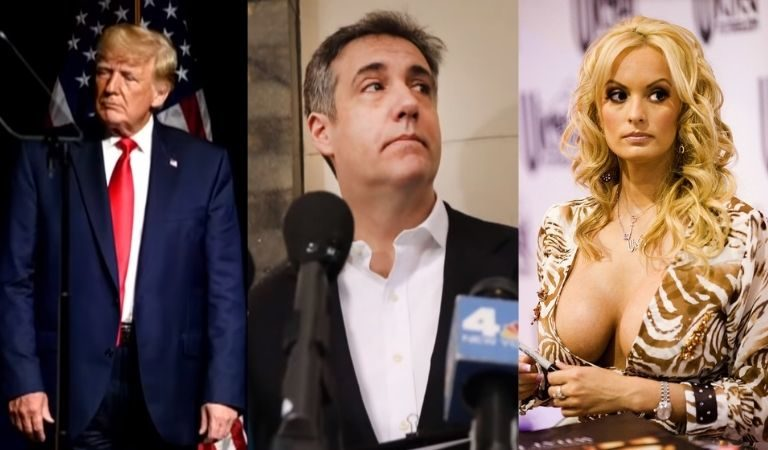 """Trump's Former Fixer Is """"Disgusted"""" As Ex-President Could Soon Be Off The Hook In Stormy Daniels Hush Money Case"""